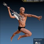 Razor Spear Pose Set