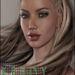 SV's Kandy Iray Hair Shaders by Sveva