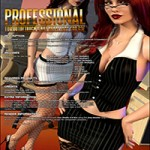 Professional for HOT Secretary by ShanasSoulmate