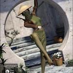 Insurgent Geisha for Genesis 3 Female(s)