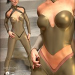 The CallaSuit for Genesis 3 Female(s) and Genesis 2 Female(s)