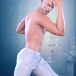 Z Martial Arts – Poses for Genesis 3 Male, Genesis 8 Male and Michael 8