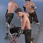IGD Valborg Poses for Genesis 8 Male(s)