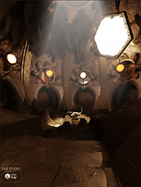 Dragon Wraith Tomb