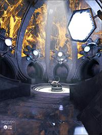 Dragon Wraith Tomb - Fire & Ice