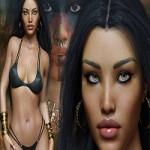 Jorja for Genesis 3 and Genesis 8 Females by Rhiannon