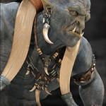Vinnuth Kriegor Barbarian Jewels for Genesis 8 Male(s)