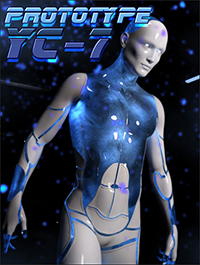 HP Prototype YC-7 for Genesis 3 Male
