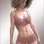 X-Fashion Intimates for Genesis 8 Female(s)