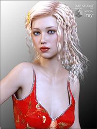 Idayra for G3F by morghana