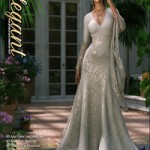 Elegant for dForce May Gown by Sveva