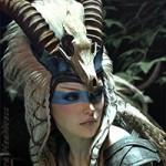 Axarra Headdress for Genesis 8 Female(s)