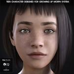 Molly HD for Genesis 8 Female