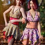Fall Fun for Hinata Dress