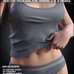Fit Control Add-On for Genesis 3 & 8 Female