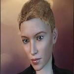 Bennie Hair For G3/G8 Daz by RPublishing