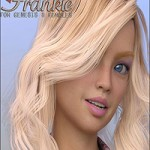 Frankie for G8F by 3DLoki