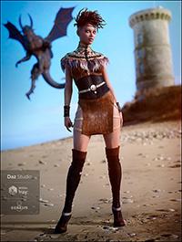 Ultra IRAY HDRI With DOF - The Lighthouse