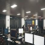 QA Office and Security Room