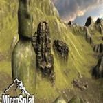 MicroSplat Terrain Blending
