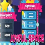 Joyful Space Game GUI