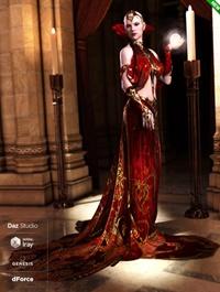dForce Ridge Outfit for Genesis 8 Female