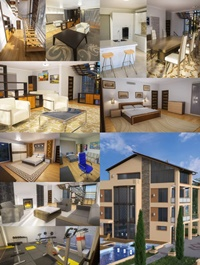 Modern House 2 Bundle