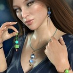 Multi style Jewelry for Genesis 8 Female(s)
