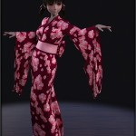 dForce Kimono for G8F