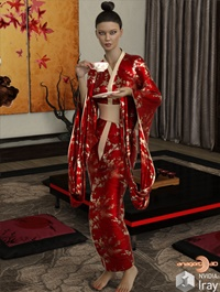 VERSUS dForce Kimono for G8F
