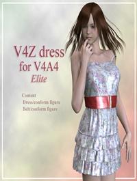 V4Z dress for V4A4