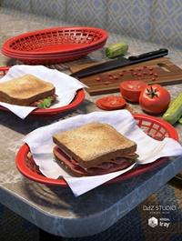 ARK Modern Food Pack I Sandwiches