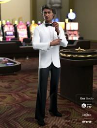 dForce Monte Carlo Suit for Genesis 8 Male(s)