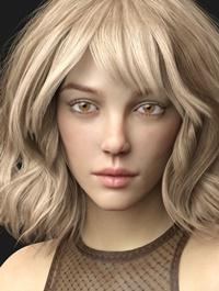 Gudrun HD for Genesis 8 Female