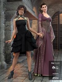 Universal Dress: Fyre