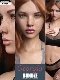 Georgia Bundle for Genesis 3 Female(s)