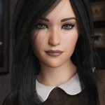 LY Naryssa HD for Genesis 8 Female