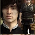 EJ Hiroshi and Masao for Genesis 8 Male