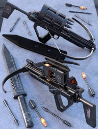 HAVOC 160 Crossbow Set