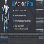 UMotion Pro Animation Editor