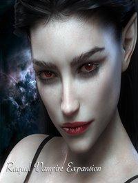 Raquel Vampire Expansion for G3F/G8F