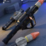 MAGMA 930 Missile Launcher for Genesis 2, 3 and 8 Male(s) and Female(s)