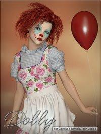 VYK Dolly for Teen Josie 8