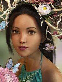 Pix Braelyn for Genesis 8 Female & Aiko 8