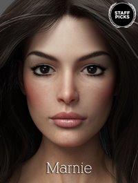 Marnie HD for Genesis 8 Female